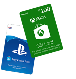 12 Days of Giftmas Day 6! Win a £100 XBOX or PlayStation gift card