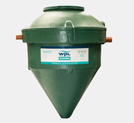 WPL Diamond sewage treatment