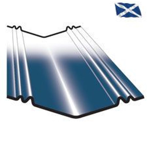 GRP Scottish Slate Valley Trough - 360mm x 3000mm (Pack of 10)