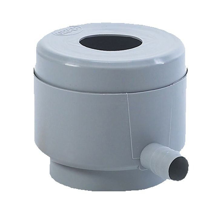 Video of Water Storage Tank Round Downpipe Filling Device - Grey