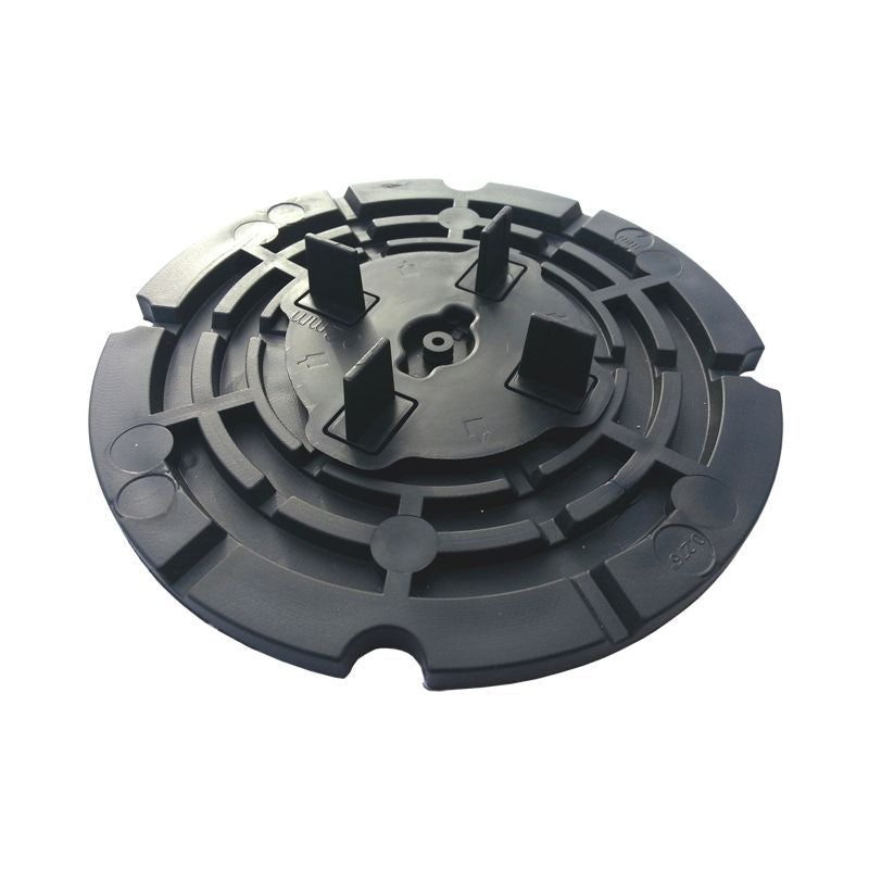 Rubber Paving Support Pad - 7mm Fixed Height