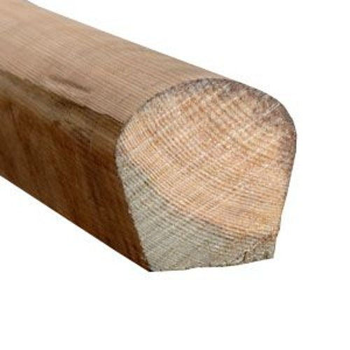 Lead Roofing Wood Core Roll (75mm x 2.4m Treated) King Size