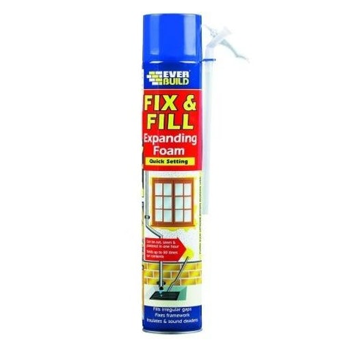 Fix & Fill Expanding Foam - 750ml