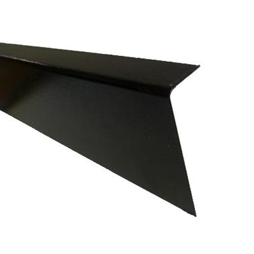 EPDM Metal Wall Flashing Plastisol Coated - 2.5m Length