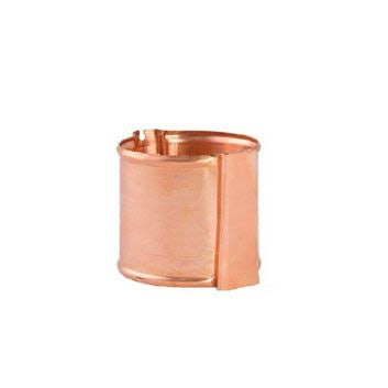 Video of Copper Guttering Downpipe Bracket Lindab Rainline - 120mm