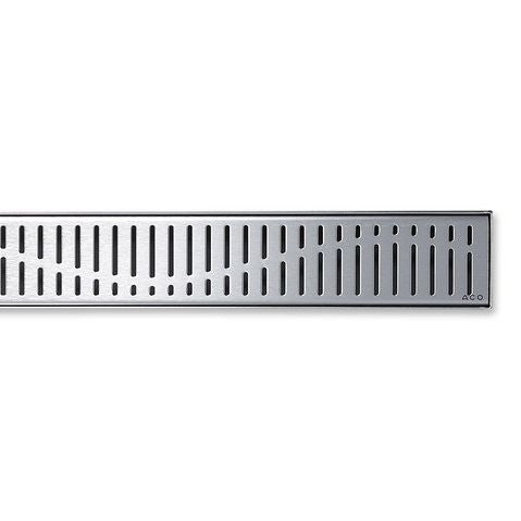 Aco Tiled Shower Channel Drainage Wave Grating 800mm