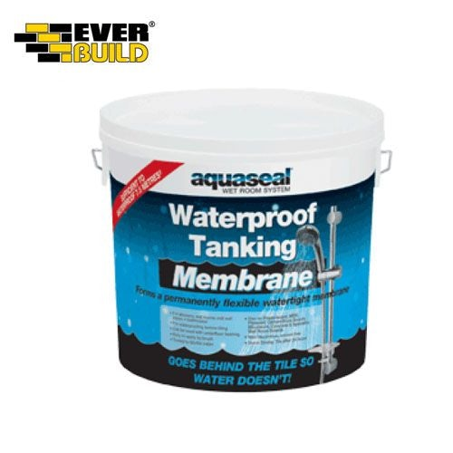 Video of Aquaseal Wet Room System Tanking Membrane 5L