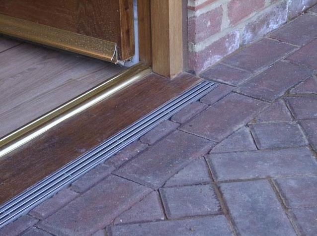 Aco Stepdrain Doorway Drainage System 1088mm Drainage