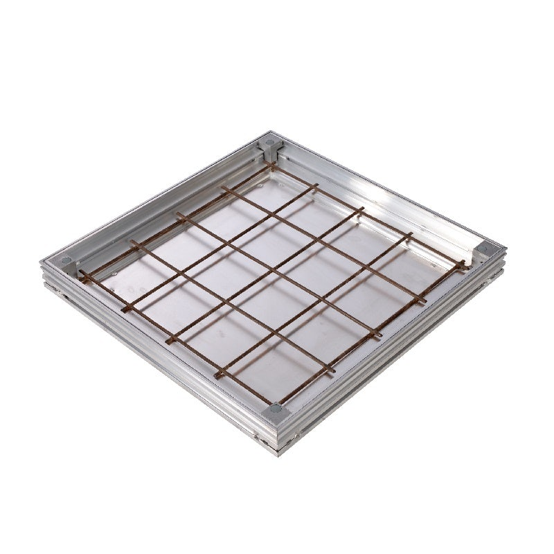 Video of ACO UniFace AL Shallow Recessed Access Cover - 600mm x 450mm (FACTA AA)