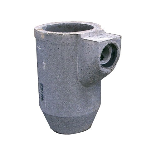 Concrete outlet gully pot mm seal