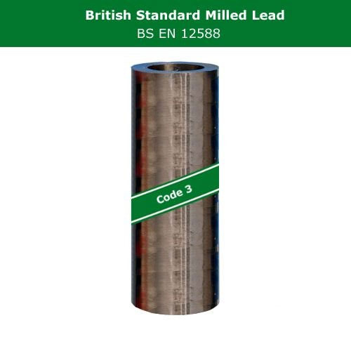Video of Lead Code 3 - 300mm x 6m Milled Lead Flashing