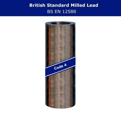 Video of Lead Code 4 - 150mm x 6m Milled Lead Flashing