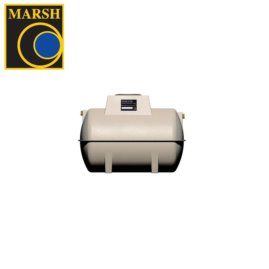 Video of Marsh Ensign Ultra Advanced Sewage Treatment Plant - 6 Person Tank