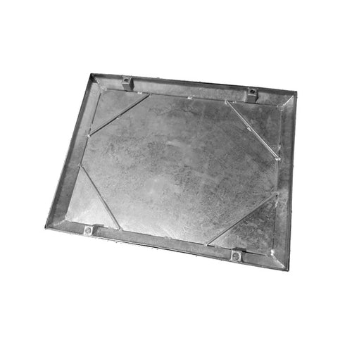 Wrekin Double Seal Recessed Manhole Cover & Frame 300mm x 300mm - 2.5 Tonne