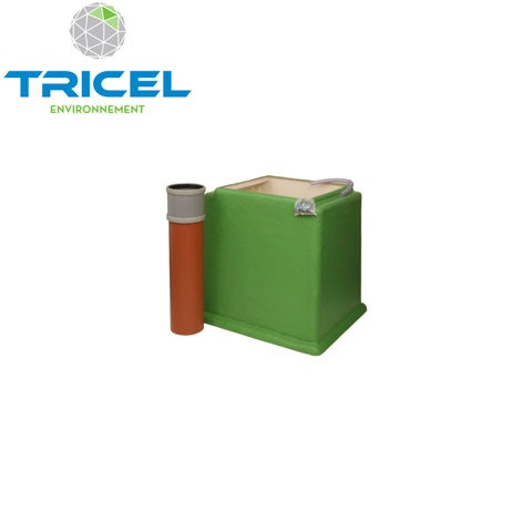 Video of Tricel Novo 6UK and 8UK Sewage Treatement Plant Riser Kit - 750mm