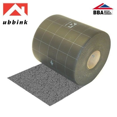 Video of Ubiflex B3 Lead Alternative Flashing 200mm x 6m (3.5mm Thick) - Grey