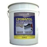 Cromapol Acrylic Roof Coating - 20kg Grey