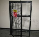 Gas Bottle / Cylinder Storage Cage  - H1700mm x W1000mm x D500mm