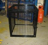 Gas Bottle / Cylinder Storage Cage  - H1200mm x W1200mm x D1200mm