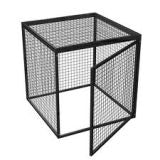 Gas Bottle / Cylinder Storage Cage  - H1800mm x W1800mm x 1800mm