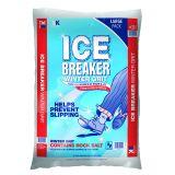 White Ice Breaker Snow Grit Rock Salt - 850kg Dumpy Bulk Bag