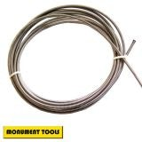 Flexicore Wire Cable Spring Snake Replacement 100ft x 3/4inch