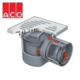 ACO Junior Anti-Flood Backflow Floor Drain