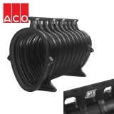 ACO Qmax 900 Slot Channel with Q-Guard Iron Edge Rail 2m
