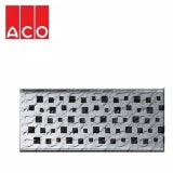 ACO Sheet Flooring Shower Drainage Channel Anti-Slip Grating 1000mm
