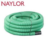 Naylor MetroCoil Singlewall Ducting Green 105mm x 40m