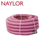 Naylor MetroCoil Singlewall Ducting Purple 160mm x 30m