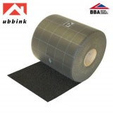 Ubiflex B3 Lead Alternative Flashing 150mm x 12m (3.5mm Thick) - Black