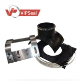 VIPSeal T Saddle 160-400mm 110mm PVC Lateral Connection - 90dg